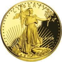 АМЕРИКАНСКИЙ ОРЕЛ (50$)